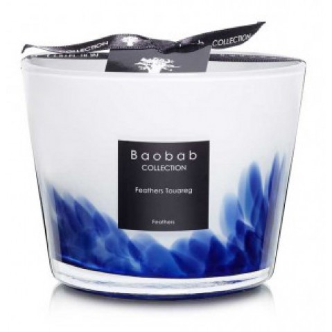 Bougie MAX 10 FEATHERS TOUAREG de Baobab Collection
