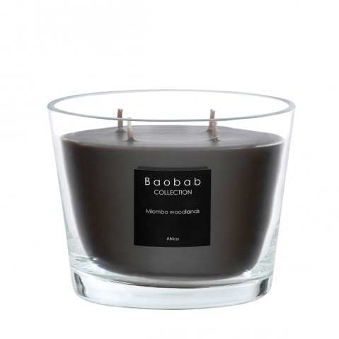Bougie MAX 10 MIOMBO WOODLANDS de Baobab Collection