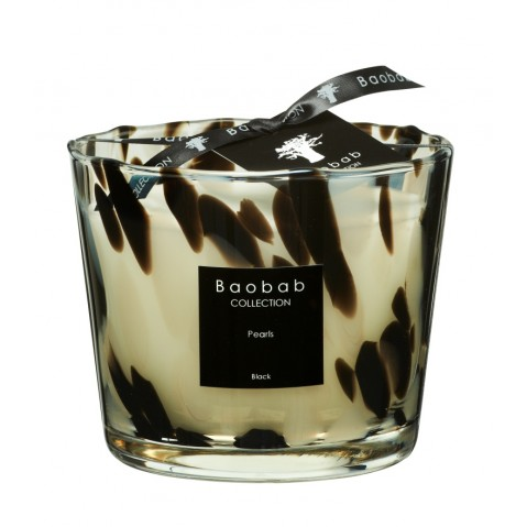 Bougie MAX 10 PEARLS de Baobab Collection