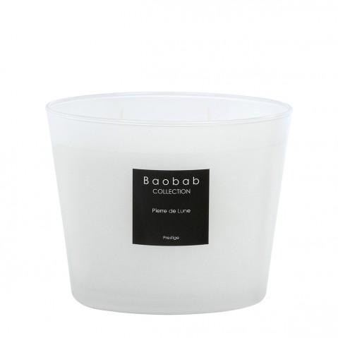Bougie MAX 10 PIERRE DE LUNE de Baobab Collection