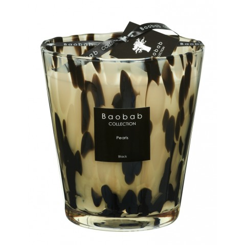 Bougie MAX 16 PEARLS de Baobab Collection