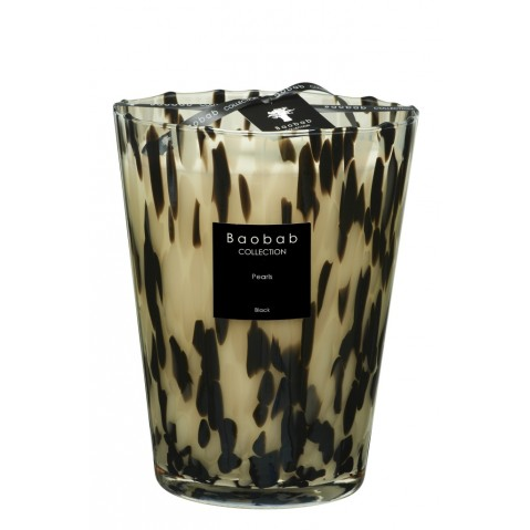 Bougie MAX 24 PEARLS de Baobab Collection