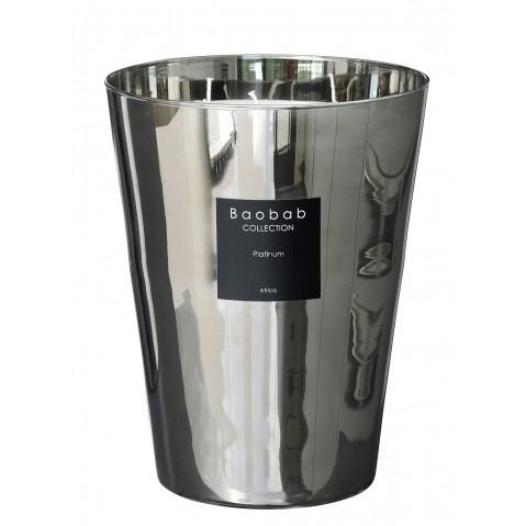 Bougie MAX 24 PLATINUM de Baobab Collection