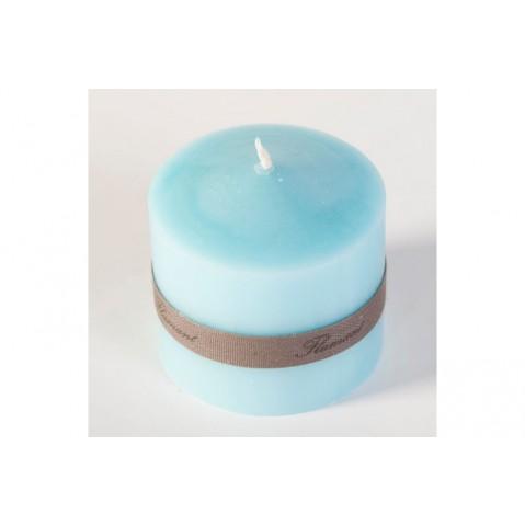 Bougies Elise de Flamant, Turquoise