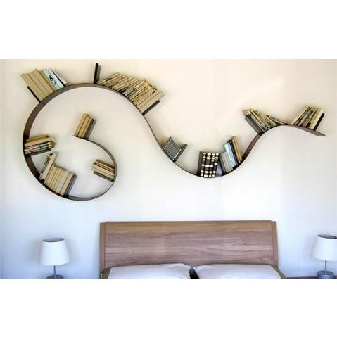 etag re bookworm de kartell blanc x x. Black Bedroom Furniture Sets. Home Design Ideas