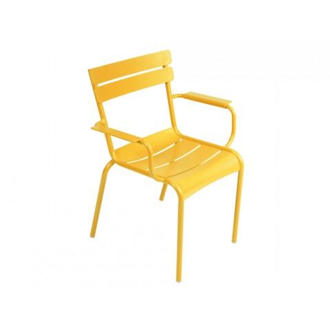 bridge luxembourg de fermob miel. Black Bedroom Furniture Sets. Home Design Ideas