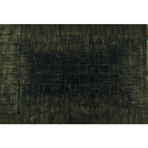 Tapis BUFFALO de Toulemonde Bochart, 250 x 350 Tabac