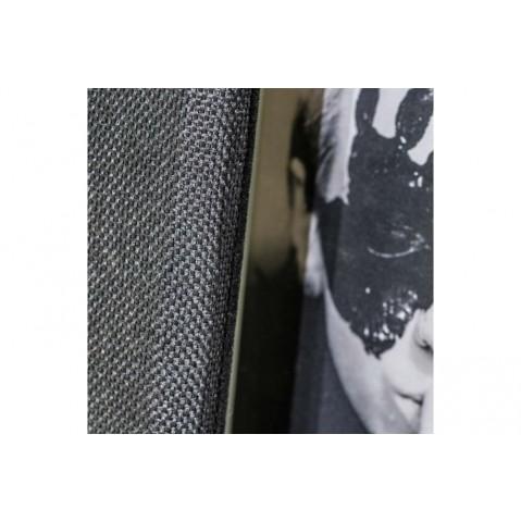 Cadre photo Meltina de Flamant, Noir