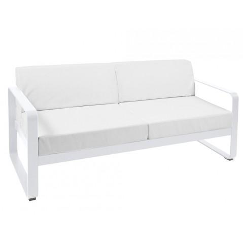 Canapé BELLEVIE de Fermob, Blanc coton