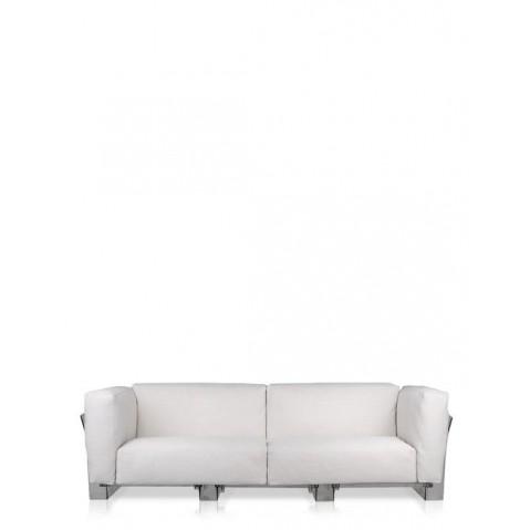 Canapé POP DUO de Kartell, Blanc