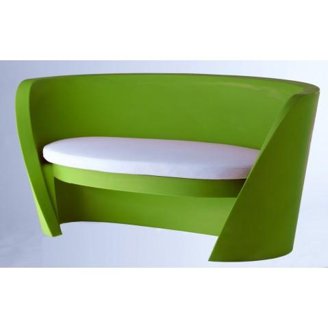 Canapé RAP de Slide vert lime