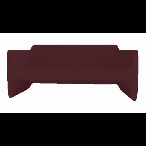 Canapé/Sofa TRANSLATION Qui est Paul Bordeaux Coussin Gris