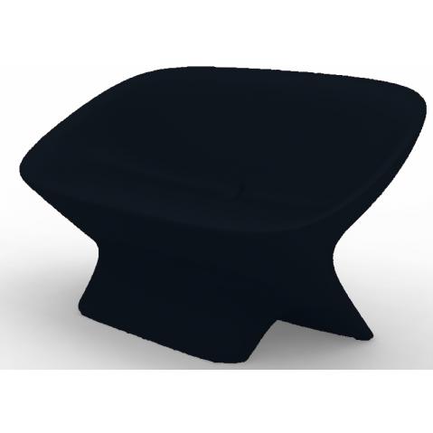 Canape/Sofa UBLO Qui est Paul Noir