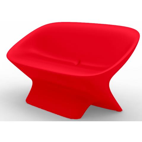 Canape/Sofa UBLO Qui est Paul Rouge