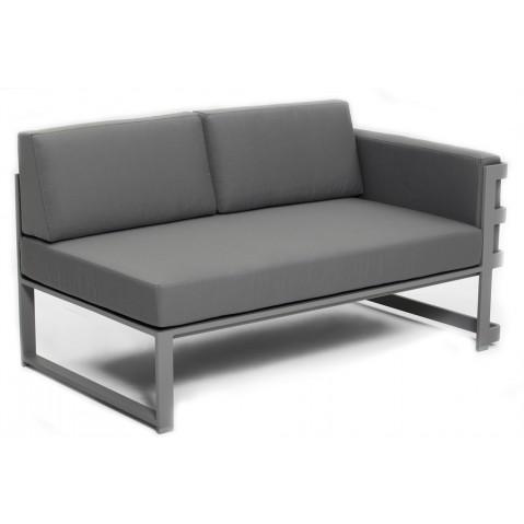 Canapé ST-TROPEZ, accoudoir gauche