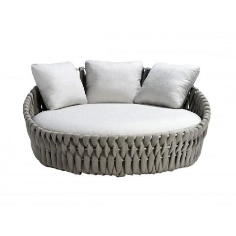 Canapé TOSCA de Tribù, Avec coussin