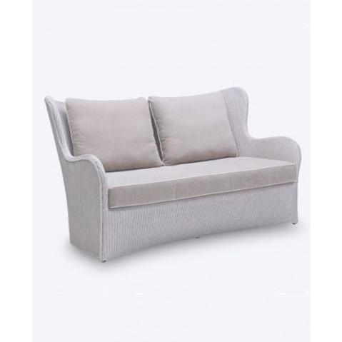 Canapés Vincent Sheppard Butterfly Lounge Sofa Snow-03