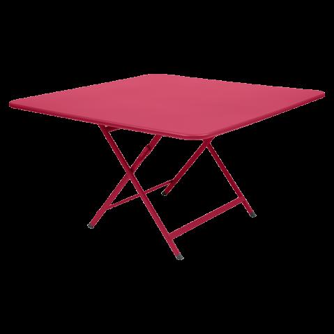 Table CARACTÈRE de Fermob, Rose praline