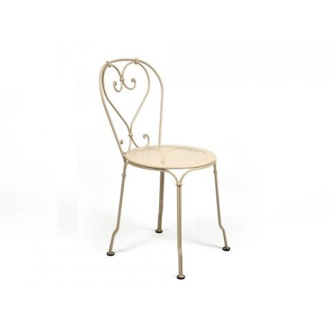 Chaise 1900 de Fermob lin