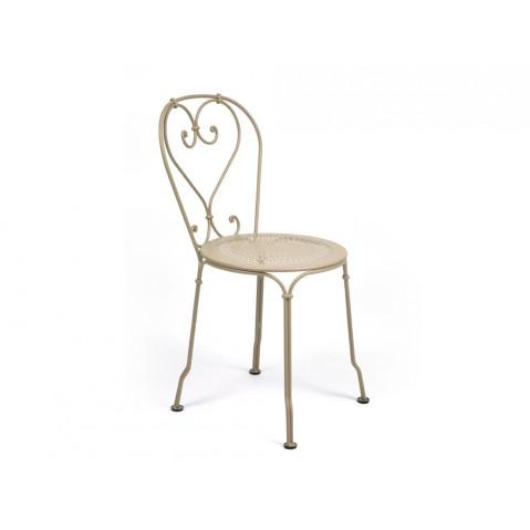 Chaise 1900 de Fermob muscade