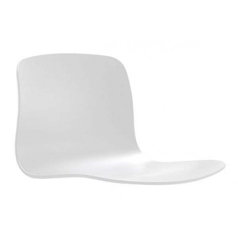 Chaise AAC12 de Hay, Blanc