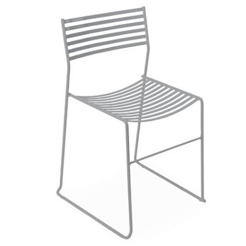 Chaise AERO de Emu, Aluminium