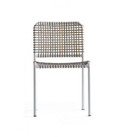 Chaise ALLU 223 I de Gervasoni gris