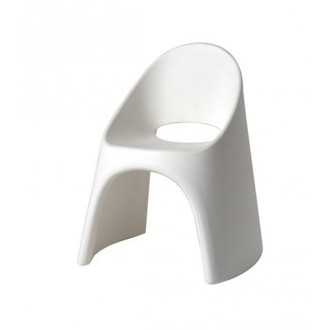 Chaise AMELIE de Slide blanc
