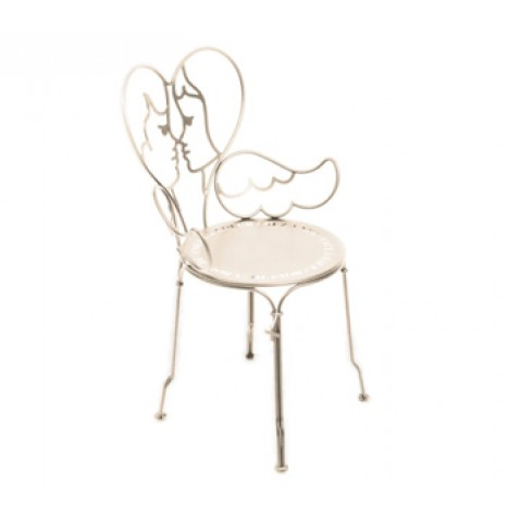 Chaise ANGE de Fermob lin