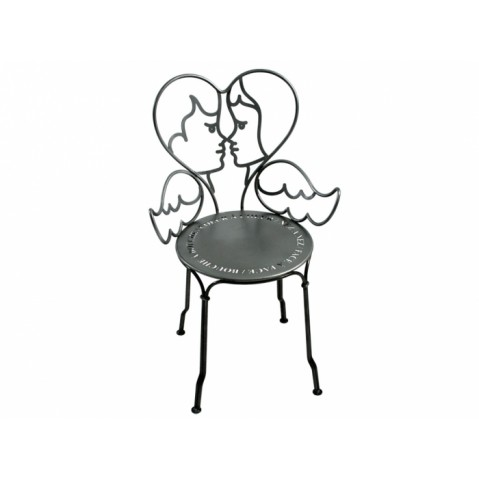 Chaise ANGE de Fermob réglisse