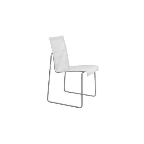 Chaise ARC de Tribù, Blanc
