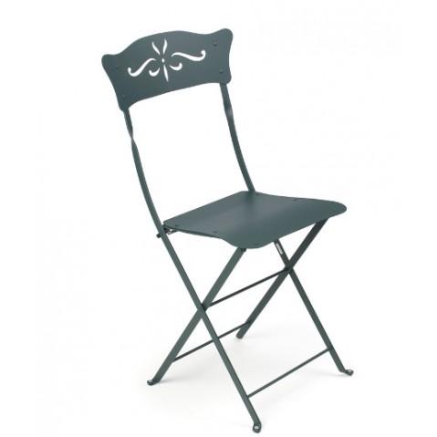 Chaise BAGATELLE de Fermob cèdre