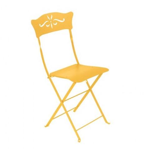Chaise BAGATELLE de Fermob, Miel