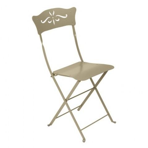 Chaise BAGATELLE de Fermob muscade