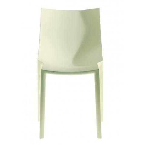 Chaise BO de Driade ivoire