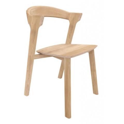 chaise bok en ch ne d 39 ethnicraft 2 coloris. Black Bedroom Furniture Sets. Home Design Ideas