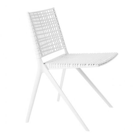 Chaise BRANCH de Tribù, Blanc