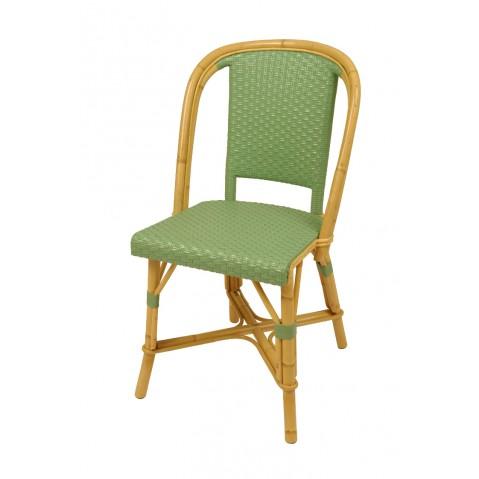 Chaise Drucker vert Jade