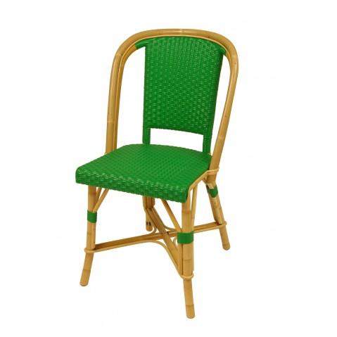 Chaise Drucker vert Pré