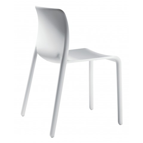 Chaise FIRST de MAGIS blanc