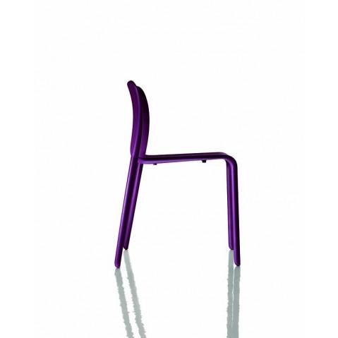 Chaise FIRST de MAGIS violet