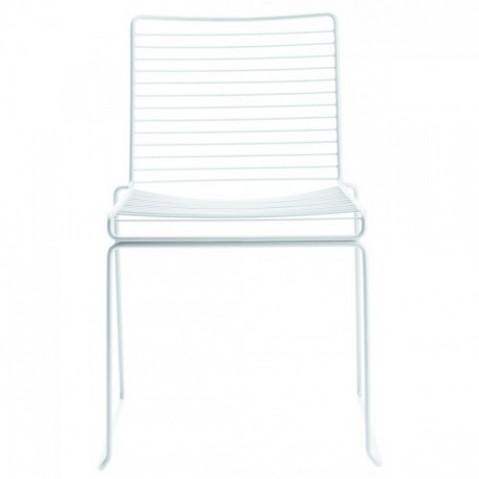 Chaise HEE de Hay, Blanc