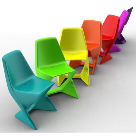 Chaise ISO Qui est Paul, 17 Coloris