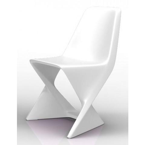 Chaise ISO Qui est Paul Blanc