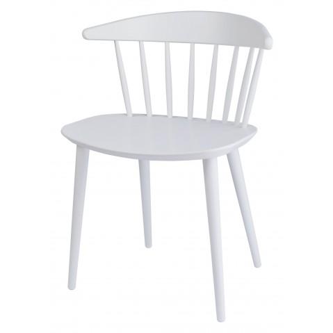 Chaise J104 de Hay, Blanc
