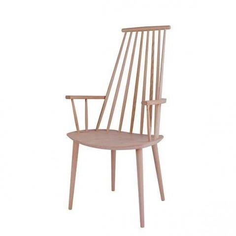 Chaise J110 de Hay, Naturel
