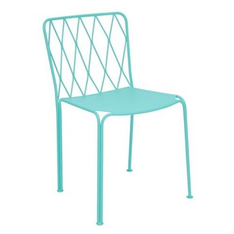 Chaise KINTBURY de Fermob, 24 coloris