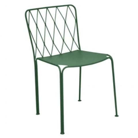 Chaise KINTBURY de Fermob, Cèdre