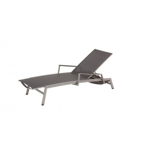 Chaise longue AZORE de Gloster mercure