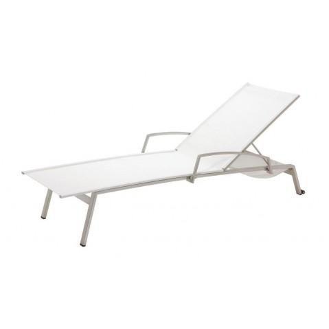 Chaise longue FUSION de Gloster, Blanc